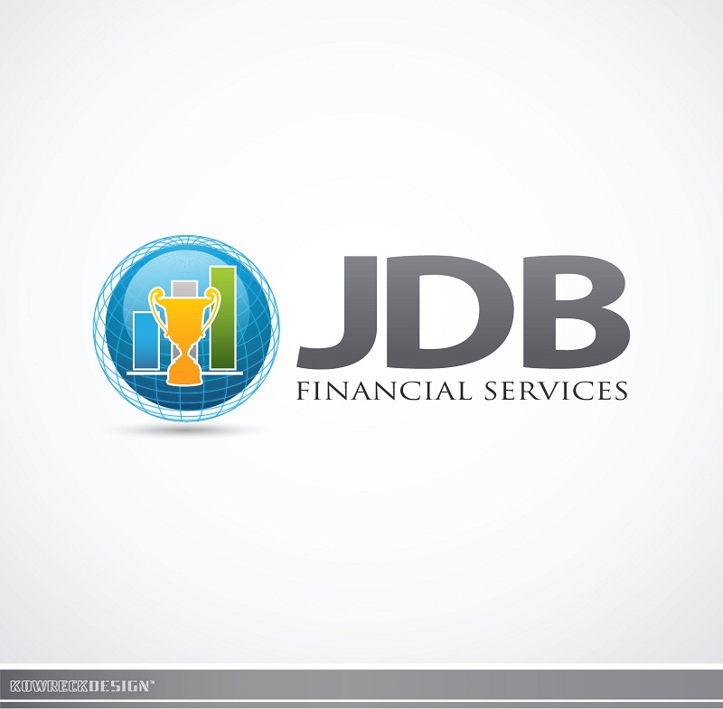 Logo Design by kowreck - Entry No. 87 in the Logo Design Contest Unique Logo Design Wanted for JDB Financial Services.