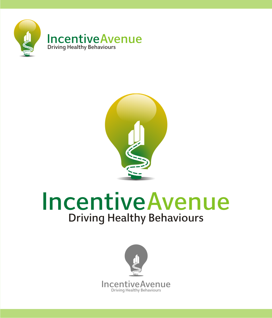 Logo Design by graphicleaf - Entry No. 50 in the Logo Design Contest New Logo Design for Incentive Avenue.