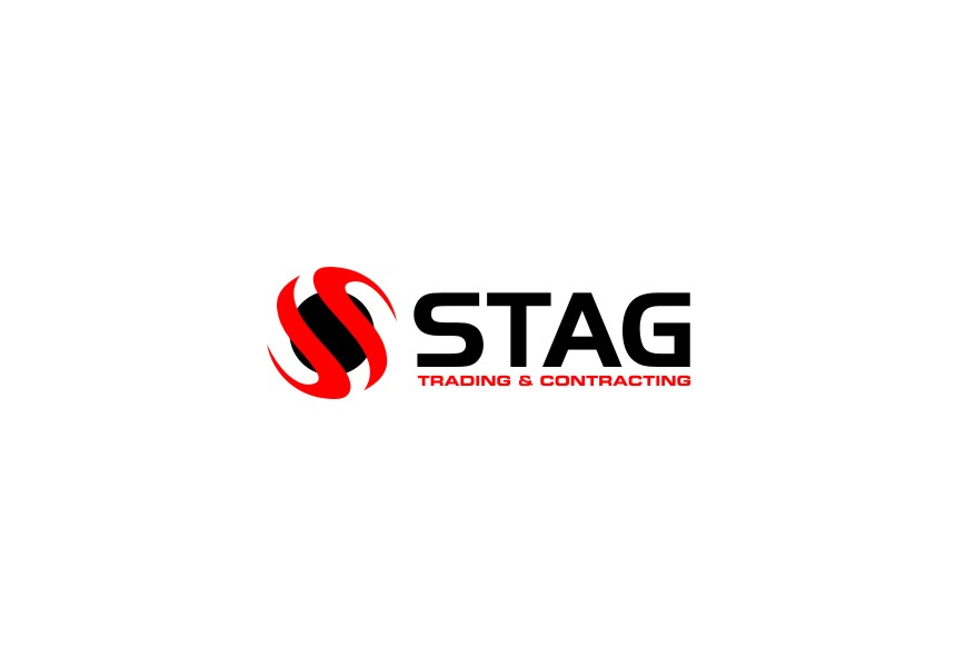 Logo Design by untung - Entry No. 8 in the Logo Design Contest Captivating Logo Design for STAG Trading & Contracting.