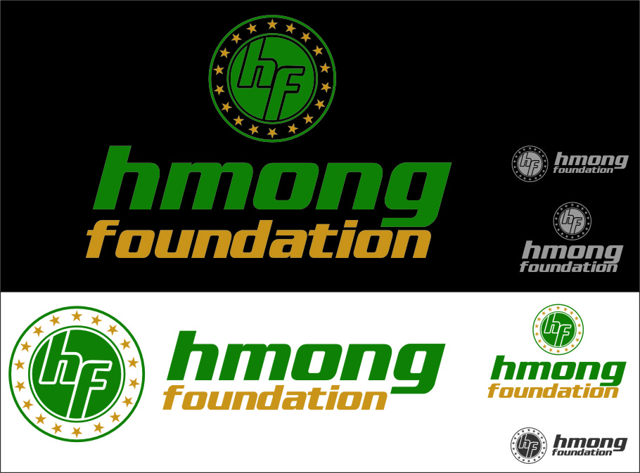 Logo Design by RoSyid Rono-Rene On Java - Entry No. 33 in the Logo Design Contest Fun Logo Design for Hmong Foundation.