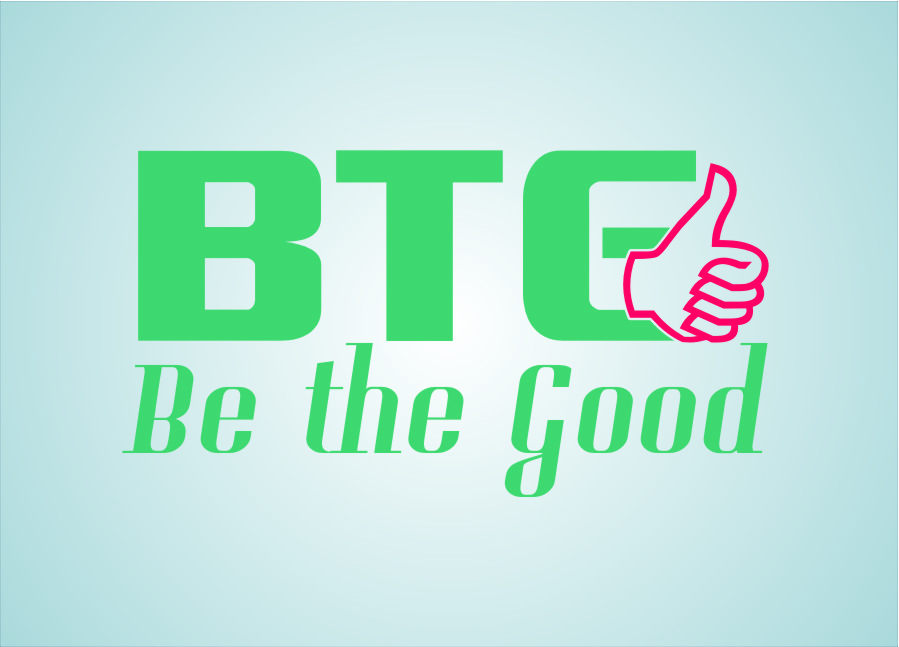 Logo Design by RasYa Muhammad Athaya - Entry No. 7 in the Logo Design Contest New Logo Design for Be the Good.