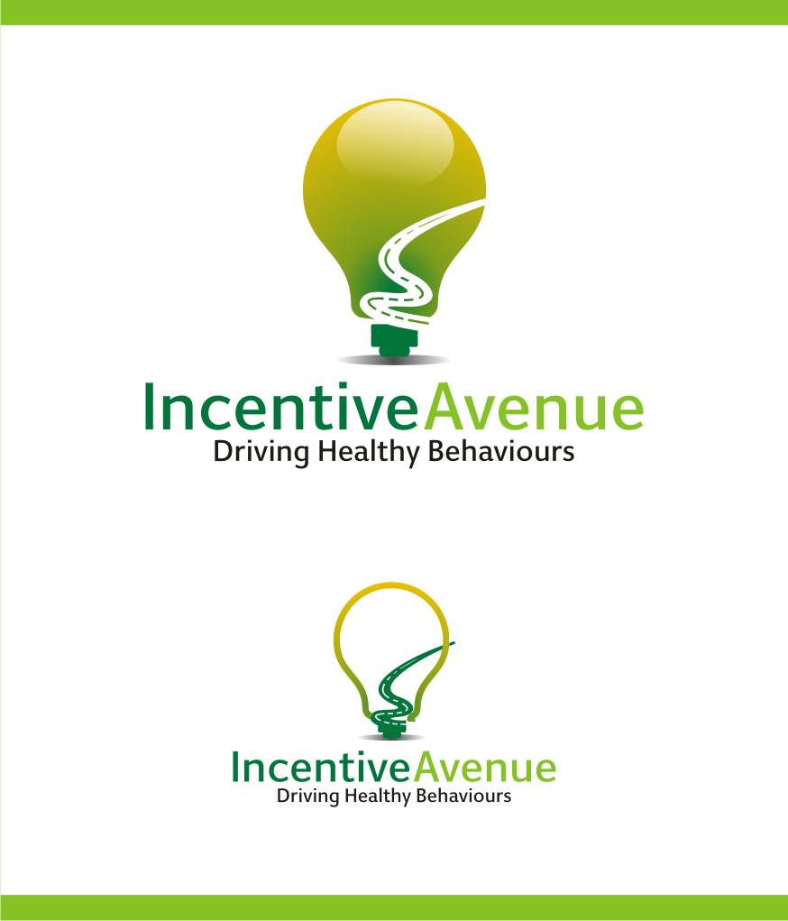 Logo Design by graphicleaf - Entry No. 51 in the Logo Design Contest New Logo Design for Incentive Avenue.