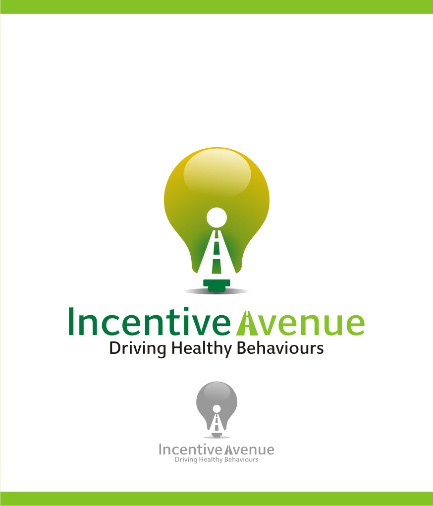 Logo Design by graphicleaf - Entry No. 53 in the Logo Design Contest New Logo Design for Incentive Avenue.