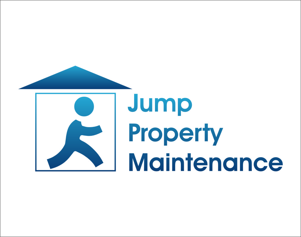 Logo Design by RasYa Muhammad Athaya - Entry No. 1 in the Logo Design Contest Creative Logo Design for Jump Property Maintenance.