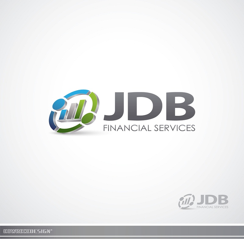 Logo Design by kowreck - Entry No. 97 in the Logo Design Contest Unique Logo Design Wanted for JDB Financial Services.