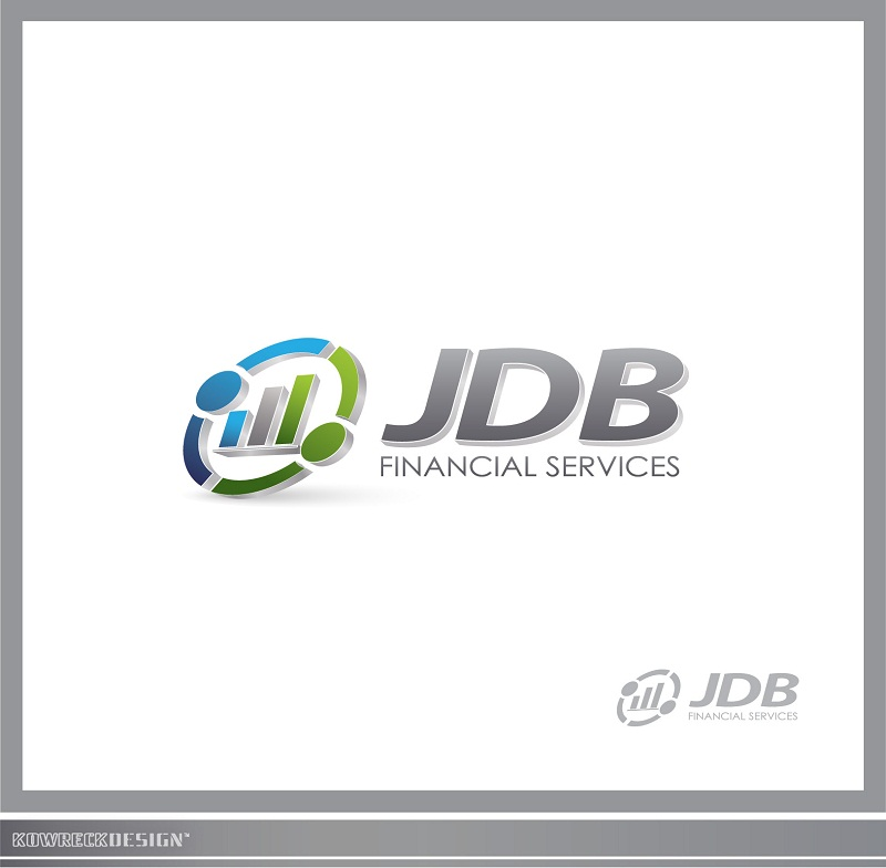 Logo Design by kowreck - Entry No. 98 in the Logo Design Contest Unique Logo Design Wanted for JDB Financial Services.
