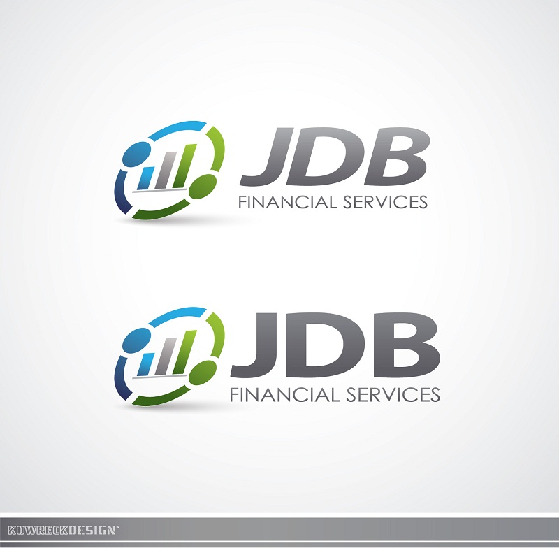 Logo Design by kowreck - Entry No. 99 in the Logo Design Contest Unique Logo Design Wanted for JDB Financial Services.