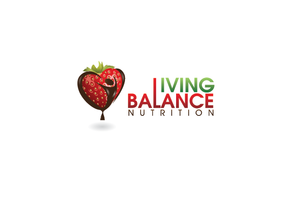 Logo Design by Private User - Entry No. 50 in the Logo Design Contest Unique Logo Design Wanted for Living Balance Nutrition.