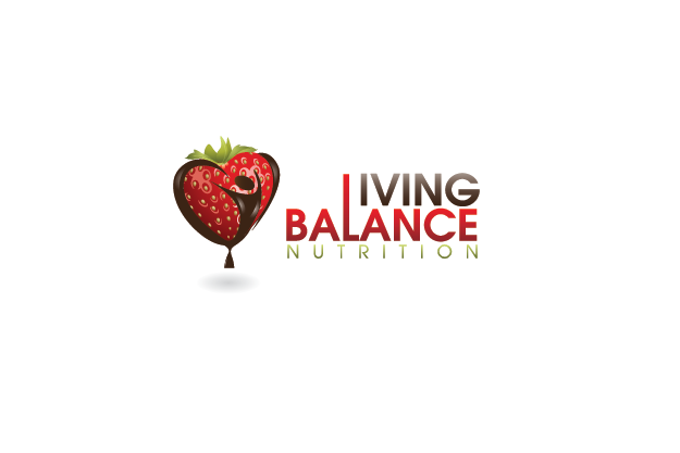 Logo Design by Private User - Entry No. 51 in the Logo Design Contest Unique Logo Design Wanted for Living Balance Nutrition.