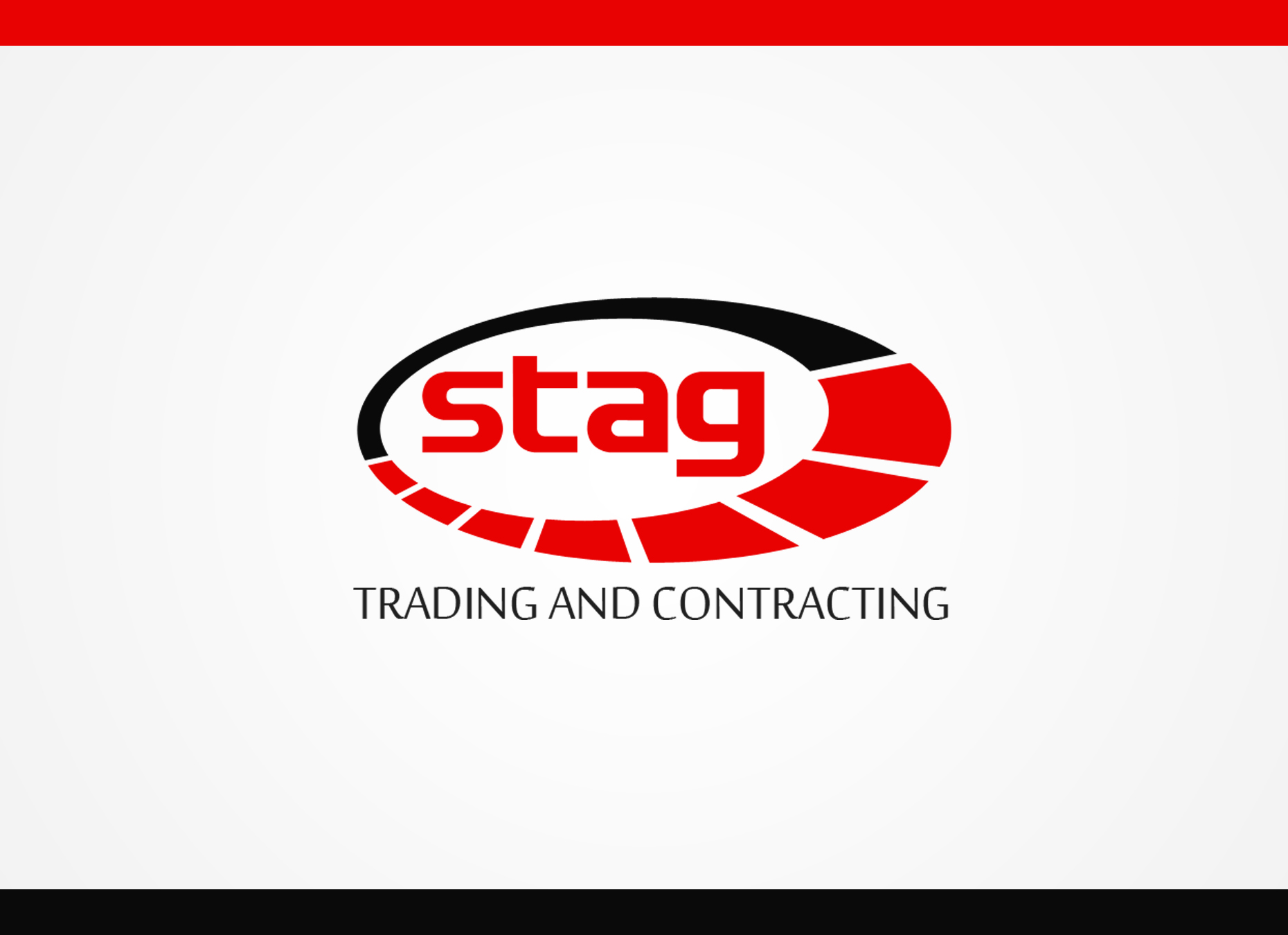 Logo Design by omARTist - Entry No. 10 in the Logo Design Contest Captivating Logo Design for STAG Trading & Contracting.