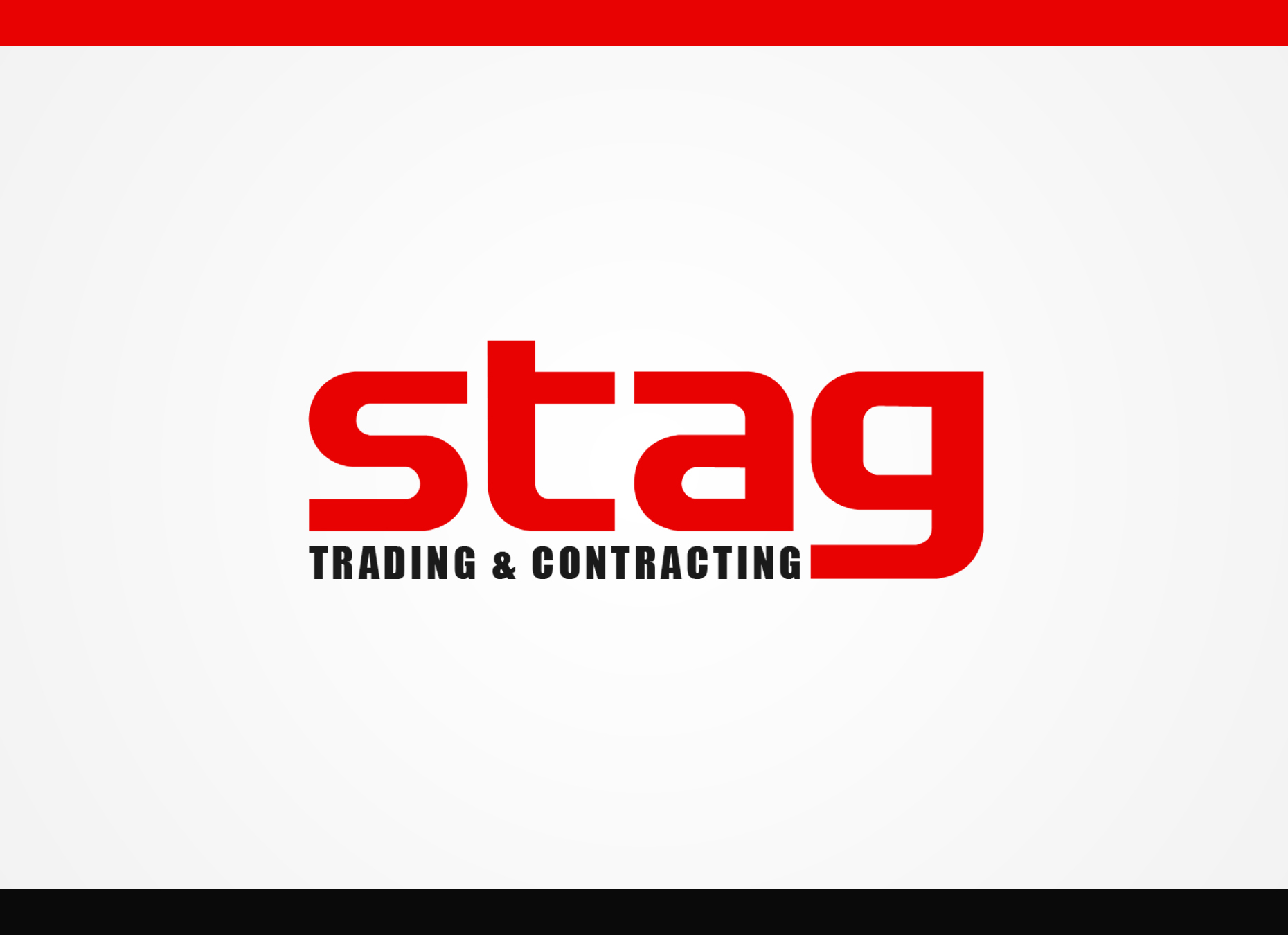 Logo Design by omARTist - Entry No. 13 in the Logo Design Contest Captivating Logo Design for STAG Trading & Contracting.