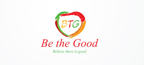 Logo Design by Vivek Singh - Entry No. 12 in the Logo Design Contest New Logo Design for Be the Good.
