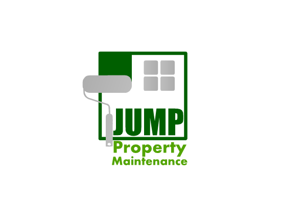 Logo Design by Ismail Adhi Wibowo - Entry No. 2 in the Logo Design Contest Creative Logo Design for Jump Property Maintenance.