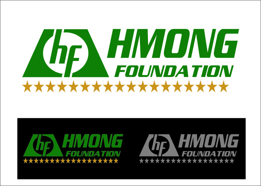 Logo Design by Ngepet_art - Entry No. 44 in the Logo Design Contest Fun Logo Design for Hmong Foundation.