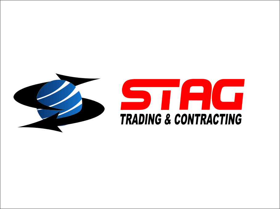 Logo Design by RasYa Muhammad Athaya - Entry No. 17 in the Logo Design Contest Captivating Logo Design for STAG Trading & Contracting.