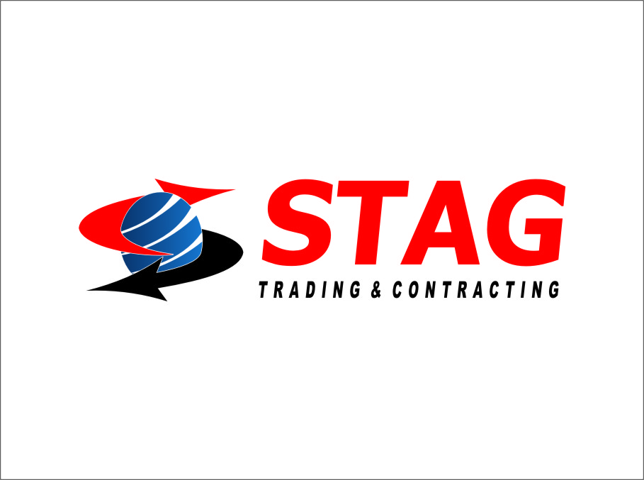 Logo Design by Ngepet_art - Entry No. 18 in the Logo Design Contest Captivating Logo Design for STAG Trading & Contracting.