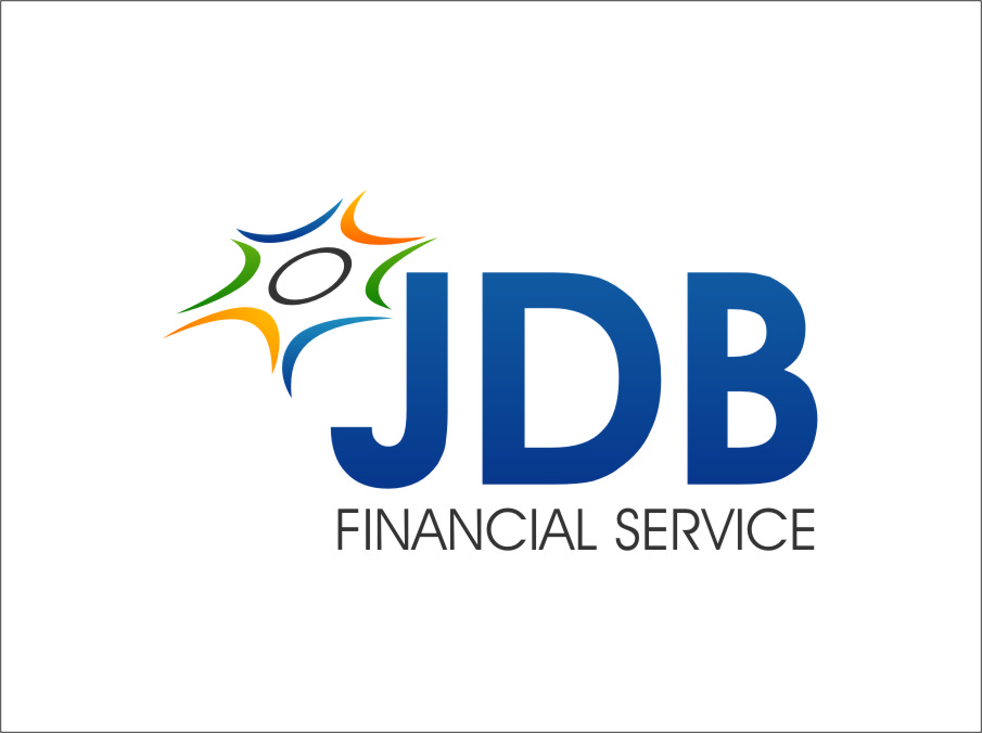 Logo Design by Ngepet_art - Entry No. 103 in the Logo Design Contest Unique Logo Design Wanted for JDB Financial Services.