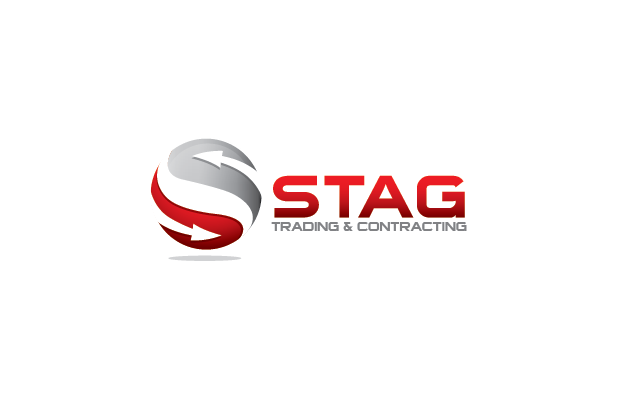 Logo Design by Private User - Entry No. 23 in the Logo Design Contest Captivating Logo Design for STAG Trading & Contracting.