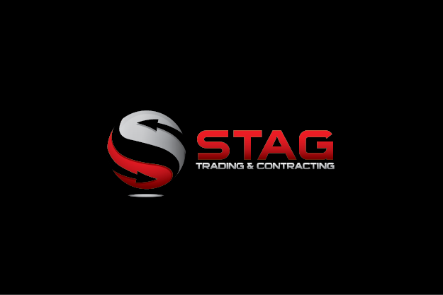 Logo Design by Private User - Entry No. 24 in the Logo Design Contest Captivating Logo Design for STAG Trading & Contracting.