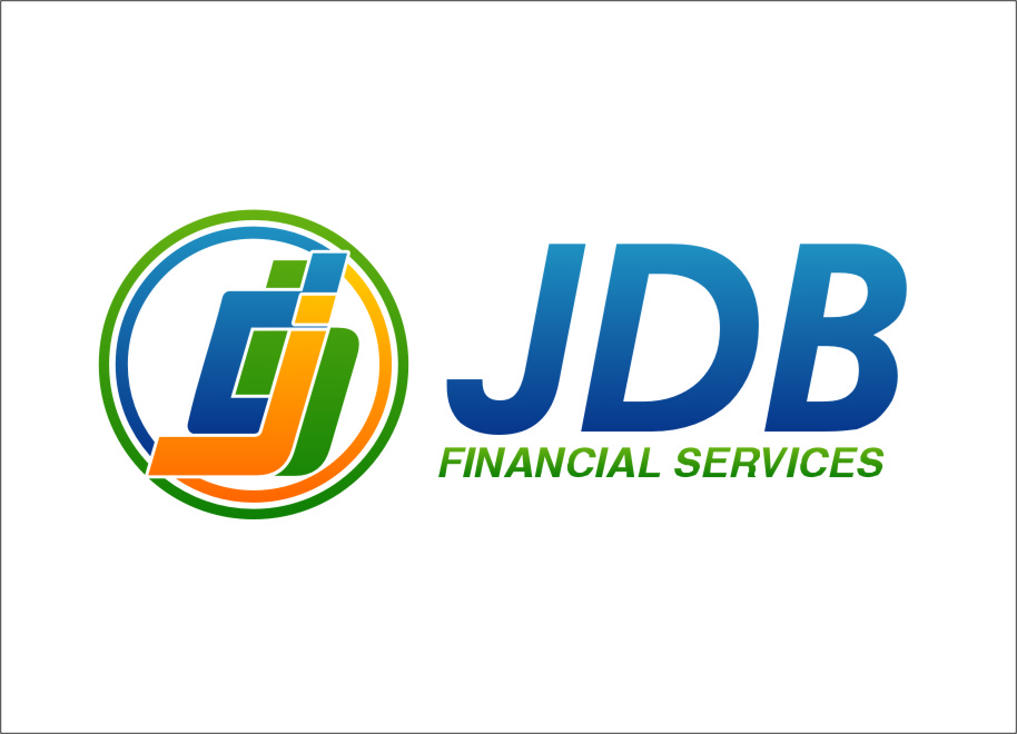 Logo Design by RasYa Muhammad Athaya - Entry No. 106 in the Logo Design Contest Unique Logo Design Wanted for JDB Financial Services.