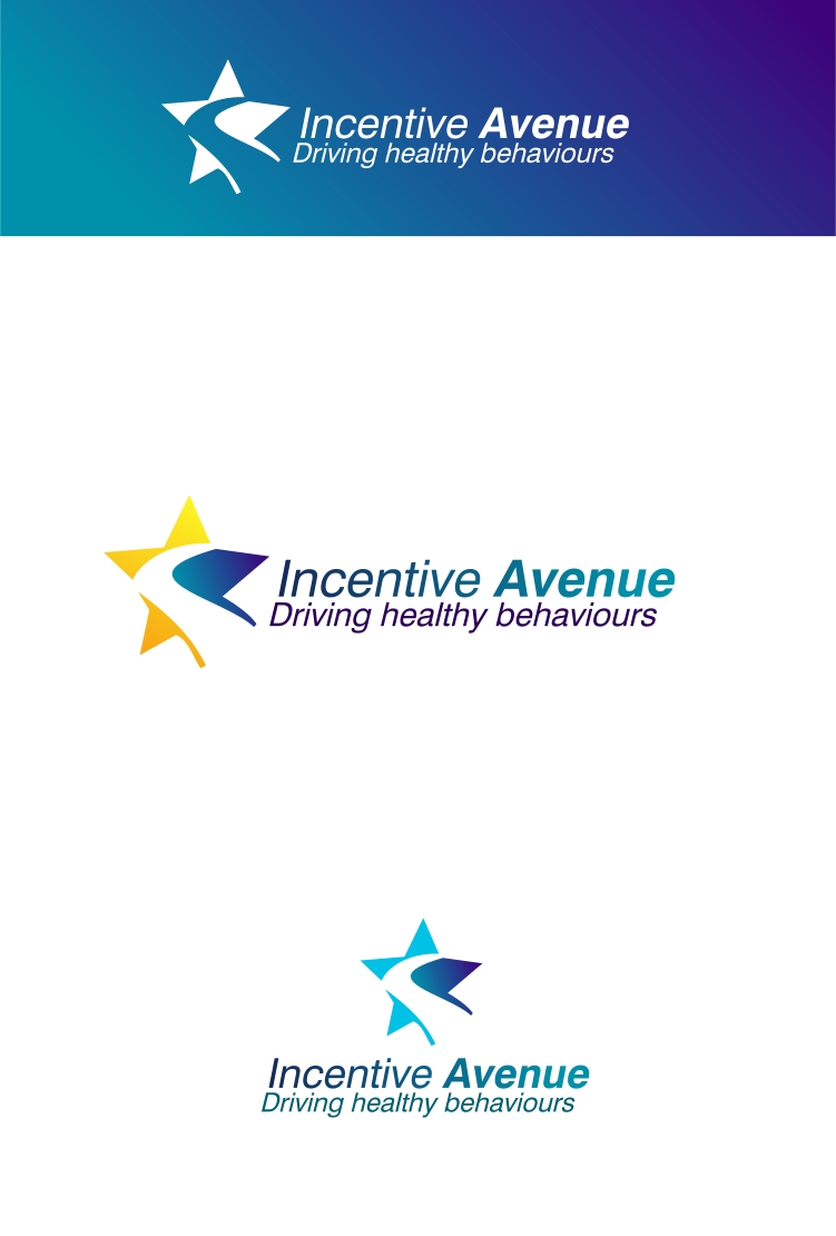 Logo Design by Private User - Entry No. 68 in the Logo Design Contest New Logo Design for Incentive Avenue.