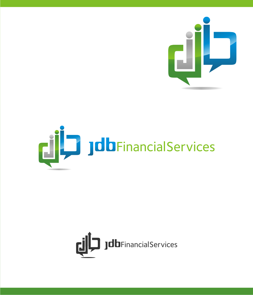 Logo Design by graphicleaf - Entry No. 110 in the Logo Design Contest Unique Logo Design Wanted for JDB Financial Services.