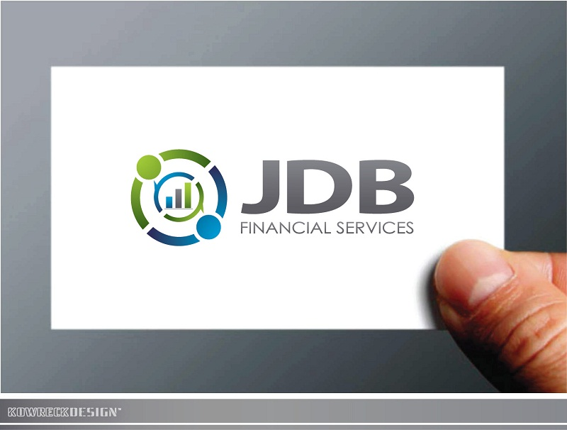 Logo Design by kowreck - Entry No. 112 in the Logo Design Contest Unique Logo Design Wanted for JDB Financial Services.