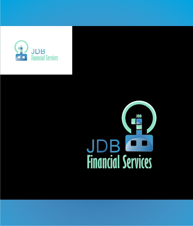 Logo Design by Rahmat Hidayatulloh - Entry No. 113 in the Logo Design Contest Unique Logo Design Wanted for JDB Financial Services.