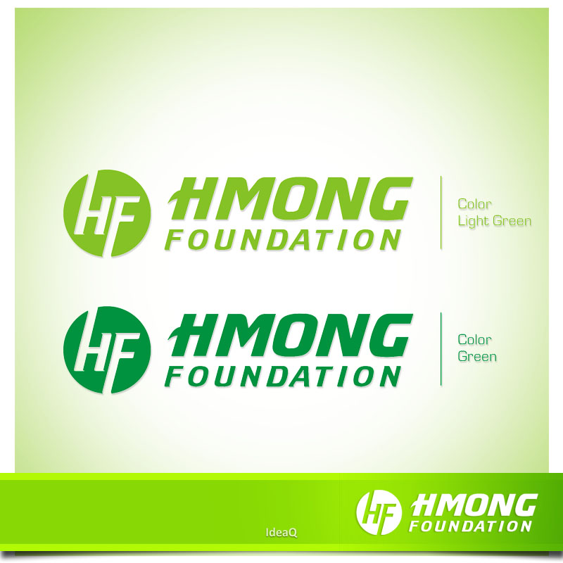 Logo Design by Private User - Entry No. 50 in the Logo Design Contest Fun Logo Design for Hmong Foundation.