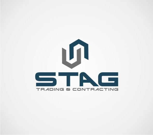 Logo Design by Reivan Ferdinan - Entry No. 27 in the Logo Design Contest Captivating Logo Design for STAG Trading & Contracting.