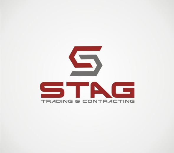Logo Design by Reivan Ferdinan - Entry No. 28 in the Logo Design Contest Captivating Logo Design for STAG Trading & Contracting.