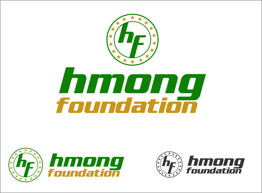 Logo Design by RasYa Muhammad Athaya - Entry No. 52 in the Logo Design Contest Fun Logo Design for Hmong Foundation.