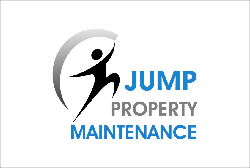 Logo Design by Ngepet_art - Entry No. 3 in the Logo Design Contest Creative Logo Design for Jump Property Maintenance.
