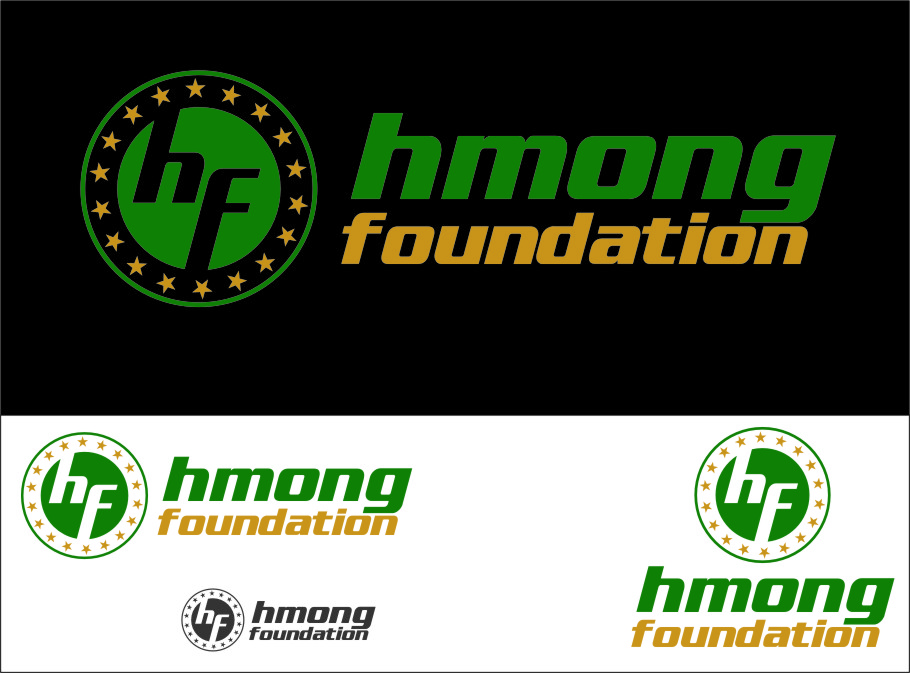 Logo Design by Ngepet_art - Entry No. 53 in the Logo Design Contest Fun Logo Design for Hmong Foundation.