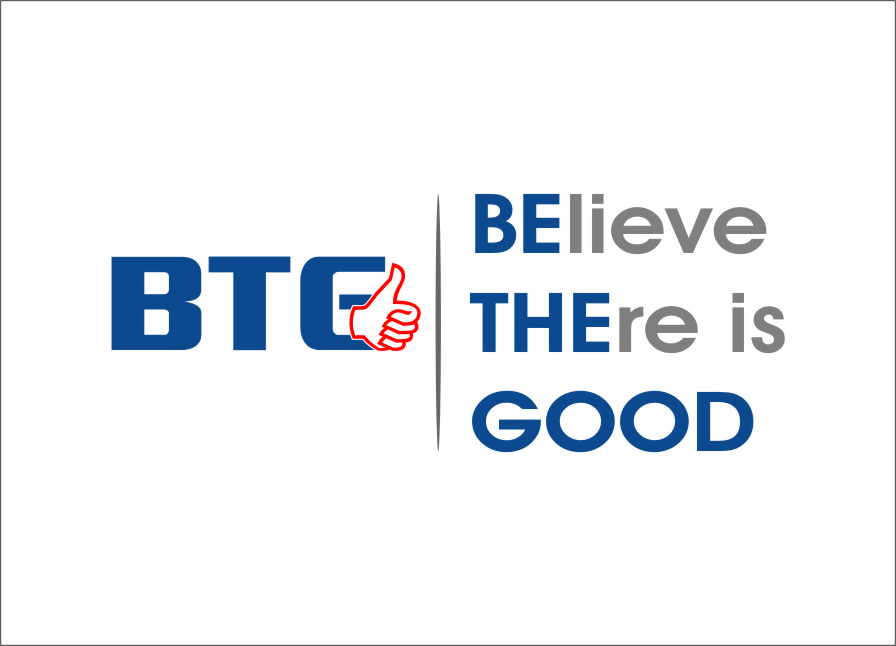 Logo Design by RasYa Muhammad Athaya - Entry No. 25 in the Logo Design Contest New Logo Design for Be the Good.