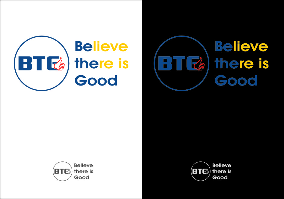 Logo Design by Ngepet_art - Entry No. 28 in the Logo Design Contest New Logo Design for Be the Good.