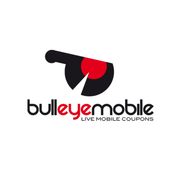 Logo Design by DINOO45 - Entry No. 120 in the Logo Design Contest Bullseye Mobile.