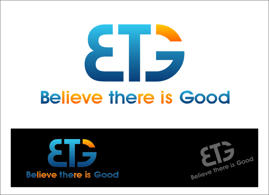 Logo Design by Ngepet_art - Entry No. 31 in the Logo Design Contest New Logo Design for Be the Good.