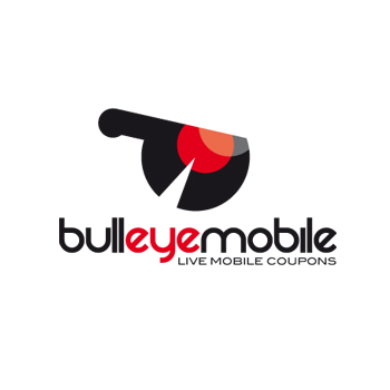 Logo Design by DINOO45 - Entry No. 121 in the Logo Design Contest Bullseye Mobile.