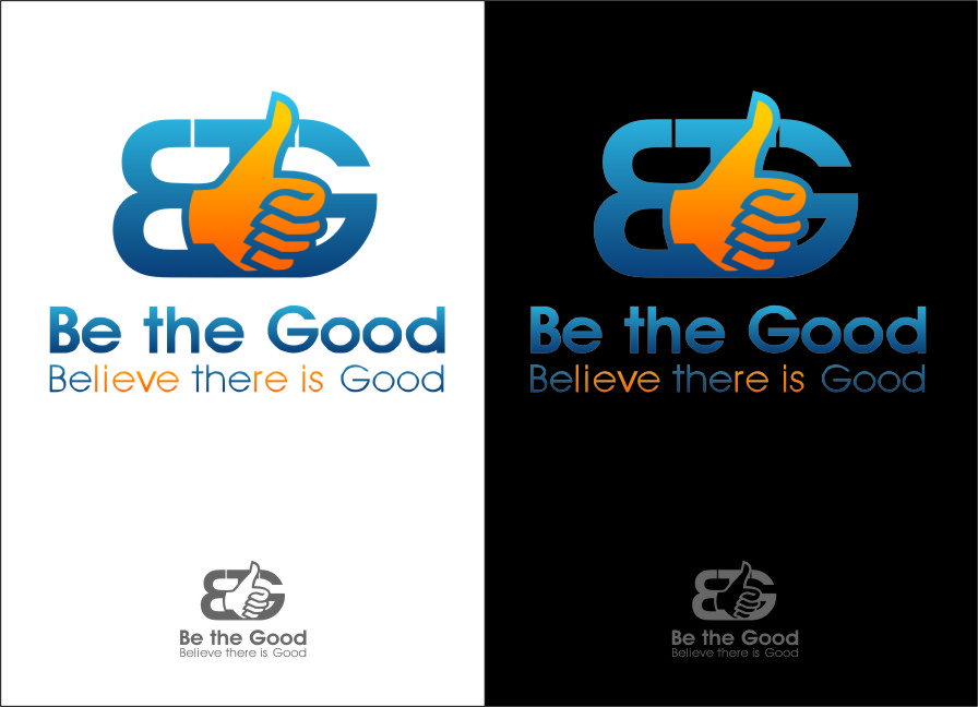 Logo Design by Ngepet_art - Entry No. 32 in the Logo Design Contest New Logo Design for Be the Good.