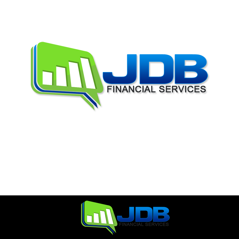 Logo Design by Private User - Entry No. 118 in the Logo Design Contest Unique Logo Design Wanted for JDB Financial Services.