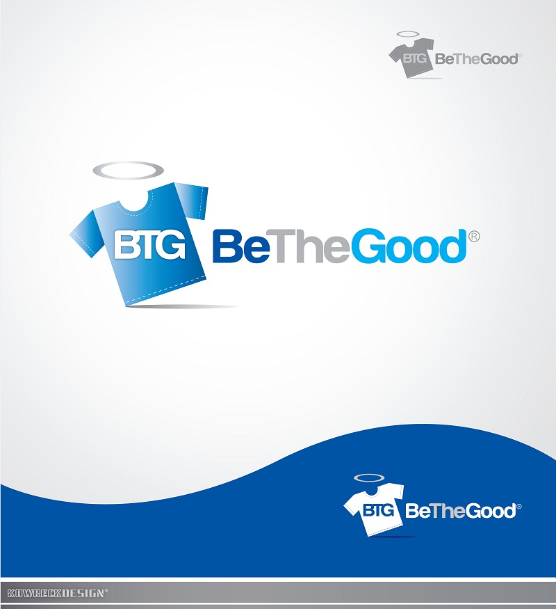 Logo Design by kowreck - Entry No. 33 in the Logo Design Contest New Logo Design for Be the Good.