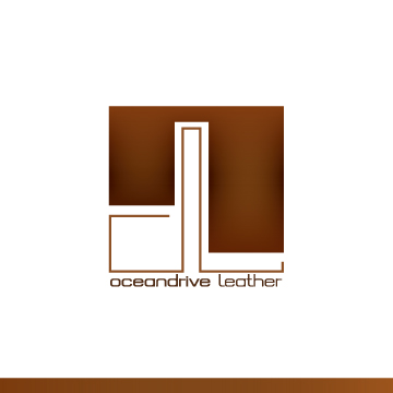 Logo Design by Ricky Frutos - Entry No. 38 in the Logo Design Contest Captivating Logo Design for Oceandrive Leather.