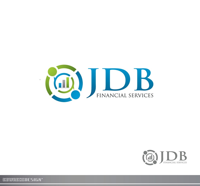 Logo Design by kowreck - Entry No. 122 in the Logo Design Contest Unique Logo Design Wanted for JDB Financial Services.