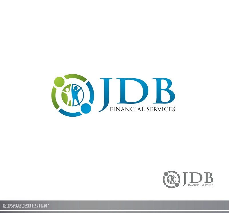Logo Design by kowreck - Entry No. 124 in the Logo Design Contest Unique Logo Design Wanted for JDB Financial Services.