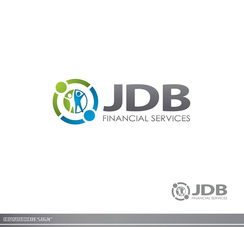 Logo Design by kowreck - Entry No. 125 in the Logo Design Contest Unique Logo Design Wanted for JDB Financial Services.