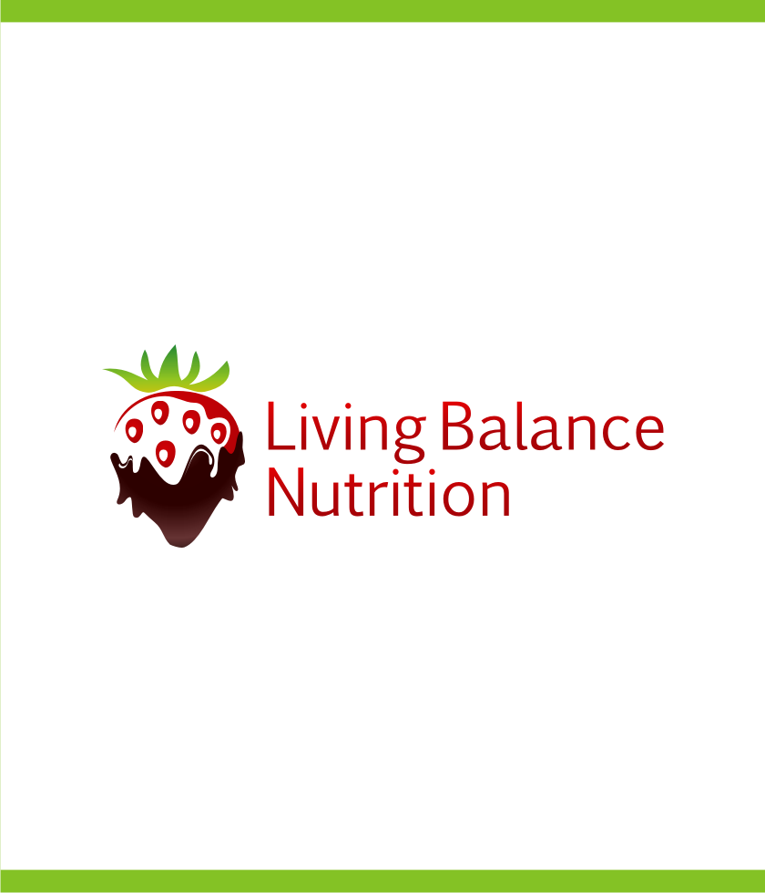 Logo Design by graphicleaf - Entry No. 73 in the Logo Design Contest Unique Logo Design Wanted for Living Balance Nutrition.