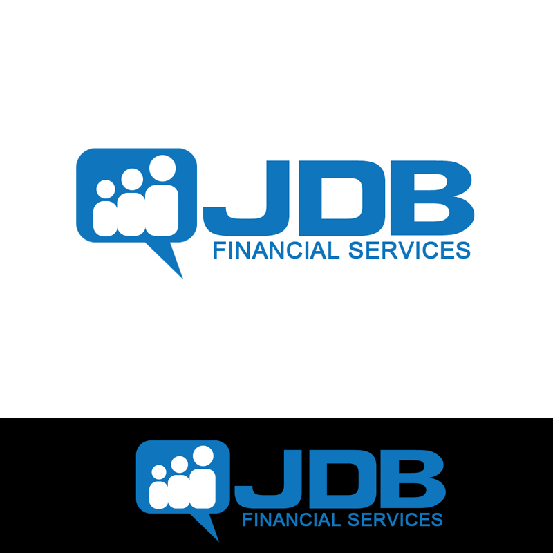 Logo Design by Robert Turla - Entry No. 133 in the Logo Design Contest Unique Logo Design Wanted for JDB Financial Services.