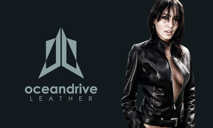 Logo Design by Top Elite - Entry No. 40 in the Logo Design Contest Captivating Logo Design for Oceandrive Leather.