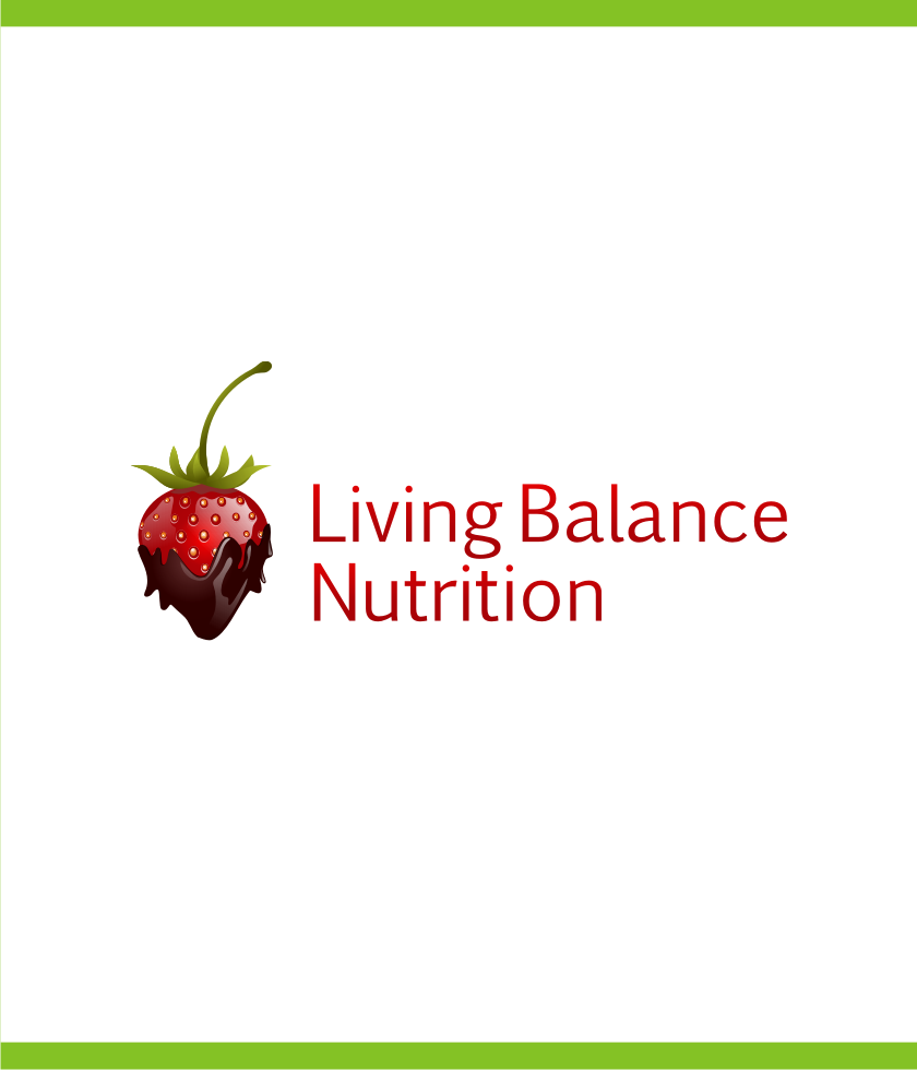 Logo Design by graphicleaf - Entry No. 79 in the Logo Design Contest Unique Logo Design Wanted for Living Balance Nutrition.